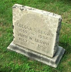 Rebecca Sheppard <i>Copithorne</i> Brown
