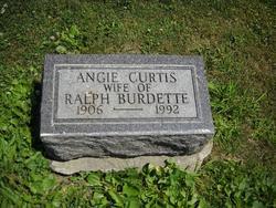 Angie Jane <i>Curtis</i> Conrad