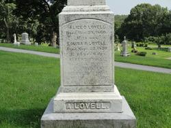Susan C. <i>Stowe</i> Lovell