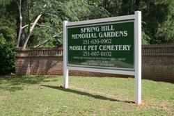 Spring Hill Memorial Gardens