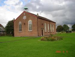 All Saints Parish Churchyard