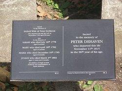 Peter Dehaven