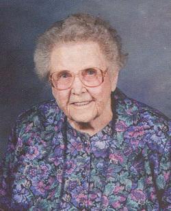 Alice Henrietta <i>Thorson</i> Anderson