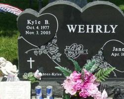 Sgt Kyle B Wehrly