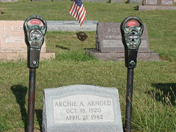 Archie A. Arnold