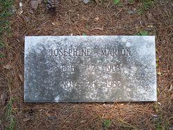 Josephine Marion