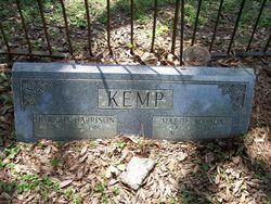 Mattie <i>Marion</i> Kemp
