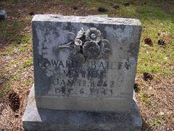 Edward Bailey Marion