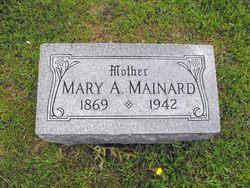 Mary Alice <i>Davidson</i> Mainard