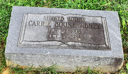 Carrie Boone Abney