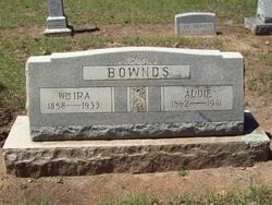 Genoa Adaline Addie <i>Coffman</i> Bownds