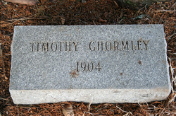 Timothy Ghormley