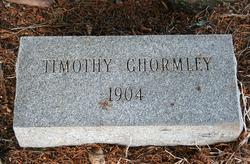 Timothy Ghormley