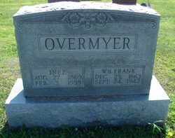 William Frank Overmyer