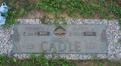 Gladys A Patty <i>McComb</i> Cadle
