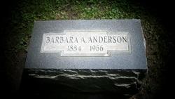 Barbara Ann <i>Acheson</i> Anderson