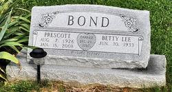 Betty <i>Saylor</i> Bond