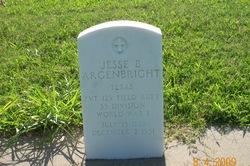 Jesse Britton Argenbright