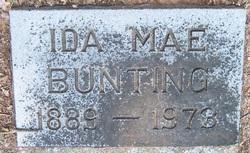 Ida Mae Bunting