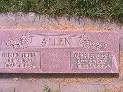 Oliver Alma Allen