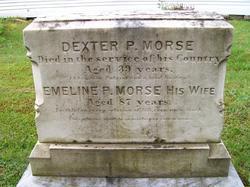 Emeline Page <i>Eaton</i> Morse