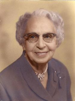 Bessie Antoinette <i>Porter</i> Brough
