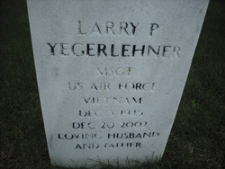 Larry Paul Yegerlehner