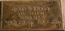 James M. Dickey