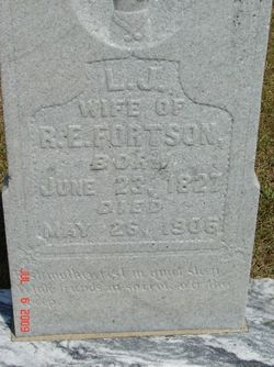 Lucy Jane <i>Campbell</i> Fortson
