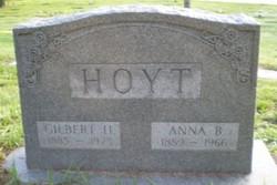 Anna B. Hoyt
