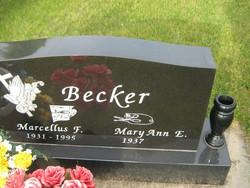 Mary Ann E Becker