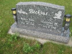 Celestine M Beckius