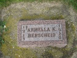 Armella K Berscheid