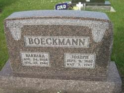 Joseph Boeckmann