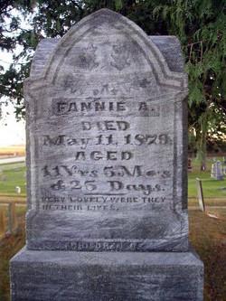 Fannie Agnes Byram