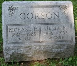 Julia F. Corson