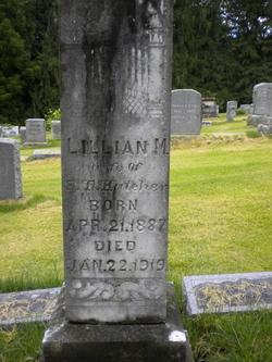 Lillian May <i>Maffett</i> Hatcher