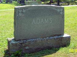 Mary M. <i>Matson</i> Adams