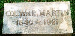 Col William R. Martin