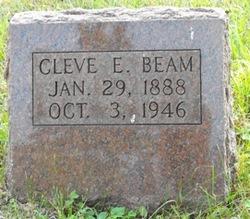 Cleveland Eugene Beam