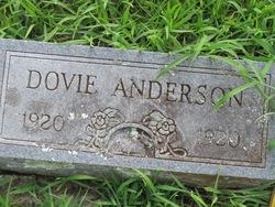 Dovie Anderson