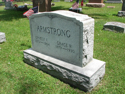 Grace W. <i>Phillips</i> Armstrong