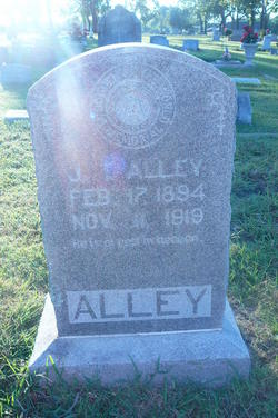 J T Alley