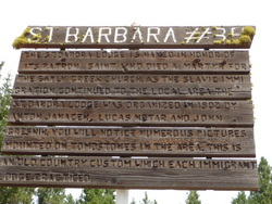 Saint Barbaras Croation Cemetery
