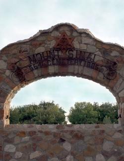 Temple Mount Sinai Cemetery