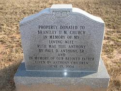 Brantley UMC Cemetery