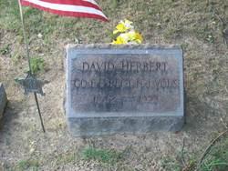 Corp David Herbert