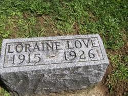Bernice Lorraine Love