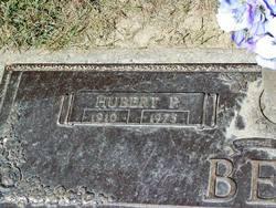 Hubert Preston Bell