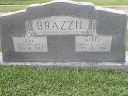 Mittie Sue <i>Brazzil</i> Brazzil
